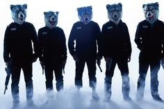 MAN WITH A MISSION - Smells like teen spirits cover Lyrics: Load up on guns and bring your friends She's over bored and self assured Oh no, I know a dirty wo. Smells Like Teen Spirit, Dog Days, Singer, Rock, Band, Artist, Fictional Characters, Random Stuff, Musica