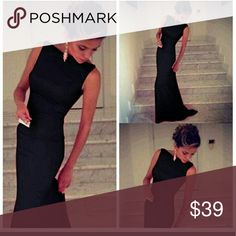 COMING SOON  Black evening cruise gown ....... the item will be open from the original package for adequate sizing. Dresses Maxi