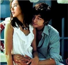 Yoon Eun Hye and Gong Yoo in #coffeeprince kdrama Kromantic 2007 serie!!""