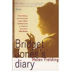 Bridget Jones Book 1  'Helen Fielding is one of the funniest writers in Britain and Bridget Jones is a creation of comic genius' Nick Hornby