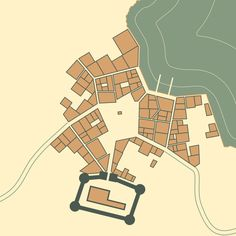 generator medieval town fantasy layout itch io