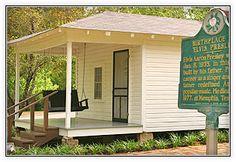 Elvis Presley Birthplace - Tupelo Mississippi