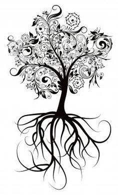 Baum-Muster für Tattoos                                                       …                                                                                                                                                                                 Mehr