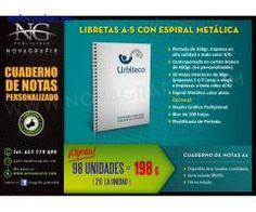 Cuadernos y bloc de notas personalizado con tu logo de empresa