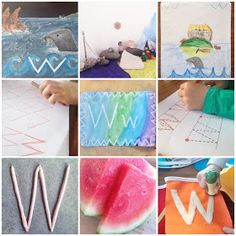 WillywamWhimsy Homeschooling Blog: July 2015: Grade One Language (Letters M, V, W, N, X)