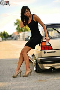 Pin by giovanni d'hooghe on cars Volkswagen Golf Mk2, Vw Mk1, Vespa, Jetta Mk1, Hot Vw, Sexy Golf, Vw Classic, Girl G, Vw Scirocco