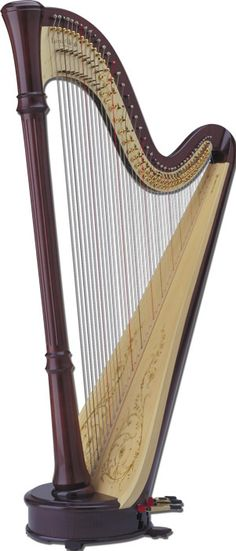 My favorite instrument- The Harp <3
