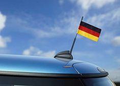 Mini drapeau allemands pour les desserts et stations choucroute et saucisses