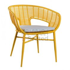 Rattan Caleb Outdoor Dining Chair