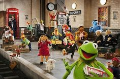 """Check out Media Darlings' latest review by Jack Silbert, """"Muppets Most Wanted"""""""