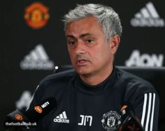 Mourinho's injury update With news on Phil Jones and Eric Bailly… Mourinho's injury update The manager spoke to MUTV on Friday ahead of this weekend's Premier League meeting with Tottenham Hotspur. Mourinho's injury update Source Manchester United Top, Manchester Derby, Official Manchester United Website, Manchester City, Latest Football News, Uk Football, Munich Air Disaster, Michael Carrick, Football Transfers