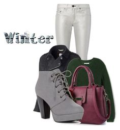 """""""Untitled #954"""" by dairyqueen55 ❤ liked on Polyvore featuring rag & bone and SOREL"""