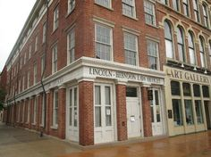 Lincoln-Herndon Law Offices State Historic Site: Lincoln-Herndon Law Offices