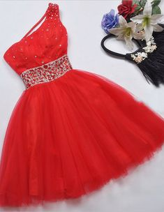 love the red color cute summer outfits