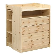 Steens For Kids 4 Drawer Changing Unit In Pine