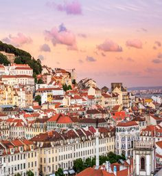Lisbon Portugal 20 Stunning European Cities To Visit In Your