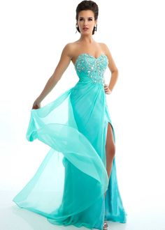 Prom dress! :)