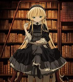 Funimation to Release Gosick Anime's First 12 Episodes On DVD & Blu-Ray (With Dub!) In May by Mike Ferreira