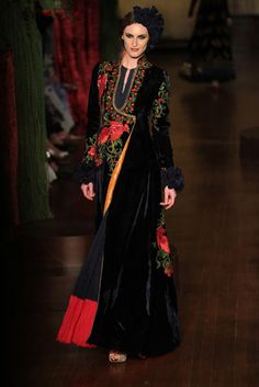 Enchanted by India (and South Asia ;) — fashionalistick:   ROHIT BAL  2015 collection ...