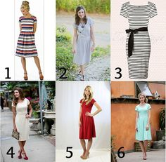 Summer Dresses. Buy these via text message!