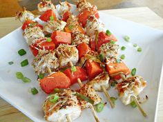Cooking with Key Limes (Try These Chicken Kebabs)