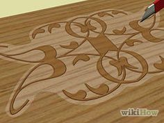 How To Begin Woodcarving With A Utility Knife