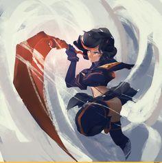 Anime-Kill-la-Kill-Ryuuko-Matoi-chow-3742300.jpeg (2112×2126)