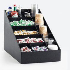 condiment organizer restaurant. 13875W X 225D 20125H Classic Condiment Organizer Black Tags Collection Restaurant S