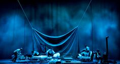 2008/09 La cimice di Vladimir Majakovskij, regia di Serena Sinigaglia, foto di Serena Serrani