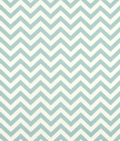Woop!  Love the chevron patterned fabric  Would be extra cute for cafe curtains if pulled in with another design