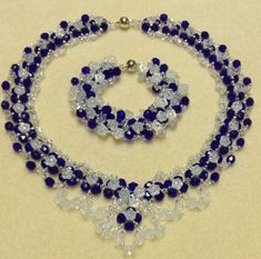 Join me on Facebook! https://www.facebook.com/GinasGemcreations?ref=hl&ref_type=bookmark In this tutorial we will show you how to make a necklace to complime...