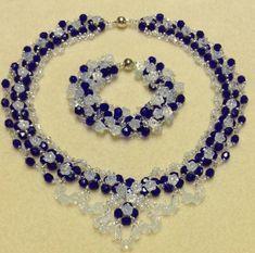 Bouquet Necklace Tutorial
