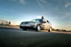 Clean Car 2.0 - rolling shot with passat 3bg of my friend , hope you like…