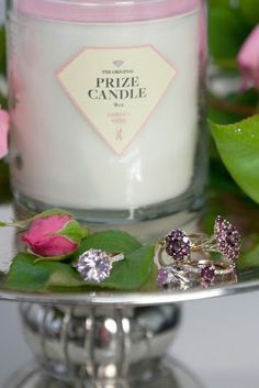 Find a ring in every candle l Prize Candle