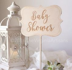 Baby+Shower+Welcome+Sign.+Rustic+rustic+by+TheVirginiaArtisans