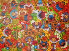 Arte maya contemporaneo. México