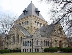 Pittsburgh - Shadyside Presbyterian Church, Amberson Ave. Built in 1889