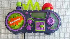 Check out this item in my Etsy shop https://www.etsy.com/listing/483049713/vintage-1995-nickelodeon-time-blaster