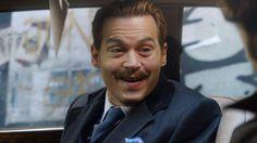 Découvrez en exclusivité la nouvelle bande-annonce de la comédie Charlie Mortdecai, à retrouver au cinéma à partir du 21 janvier, avec Johnny Depp.