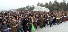 조선인민군 제4차 수산부문열성자회의 참가자들 만경대 방문, 여러곳 참관