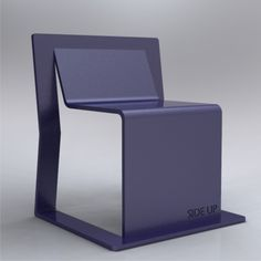 Side Up Chair by Jose Francisco Argotty Benavides