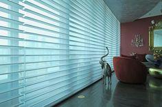 Decor, Light Filtering Window Treatments, Floor To Ceiling Windows, Light, Flooring, Hunter Douglas Silhouette, Blinds, Ceiling Windows, Home Decor