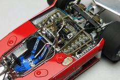 Ferrari 312T2 Monaco GP '76 - tameo 1/43