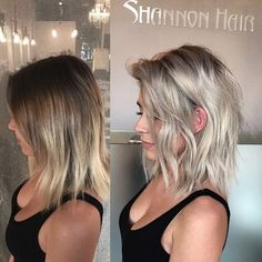Best ash blonde hair color ideas to inspire you. Frontal Hairstyles, Cool Hairstyles, Blonde Long Bob Hairstyles, Hairstyles Haircuts, Wavy Hair, Thick Hair, 50 Hair, Hair Looks, Hair Lengths