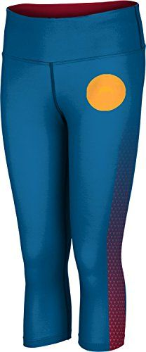 ProSphere Womens Comb Over Donald Trump President Zoom Capri Length Tight L ** Click affiliate link Amazon.com on image to review more details.