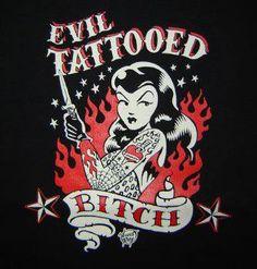 Living Art Tattoo, Tattoo Memes, Rockabilly Art, Vintage Horror, Psychobilly, Retro Art, Psychedelic Art, Pulp Fiction, Erotic Art