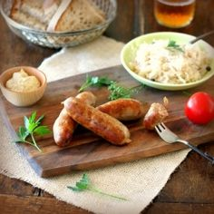 Homemade Bratwurst and a recipe for Beer Mustard
