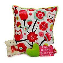 Pink Cushion Combo