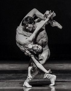 "Florencia Chinellato and Alexandr Trusch, ""Romeo and Juliet"", Hamburg Ballet"