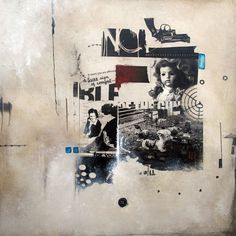 Distraction - William Goodman | abstract mixed-media artist